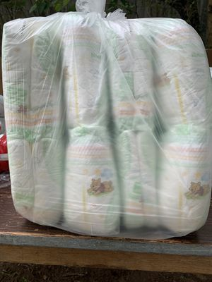 168 HUGGIES LITTLE SNUGGLERS SIZE#1$30.00 for Sale in Riverdale, GA