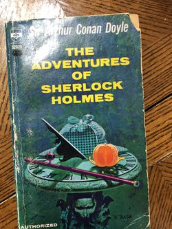 The Adventures Of Sherlock Holmes for Sale in Fresno,  CA