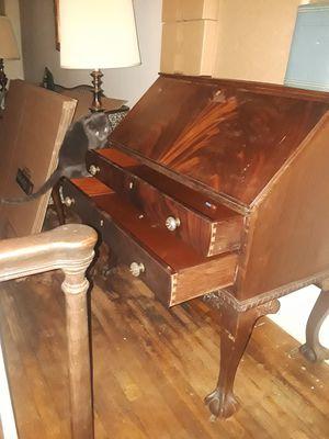 Antique secretary desk for Sale in Atlanta, GA