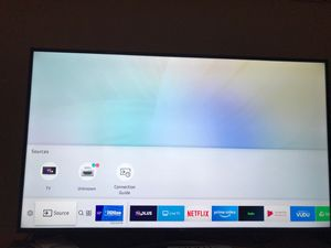 55 in flatscreen TV Samsung for Sale in Fremont, CA