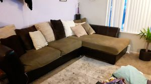 Sectional couch for Sale in West Valley City, UT