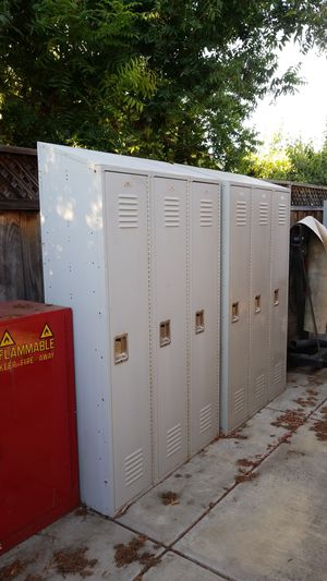 Lockers 3 units for Sale in Fremont, CA