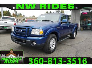 2010 Ford Ranger for Sale in Bremerton, WA