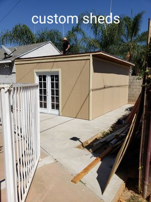 Sheds for Sale in La Habra Heights, CA