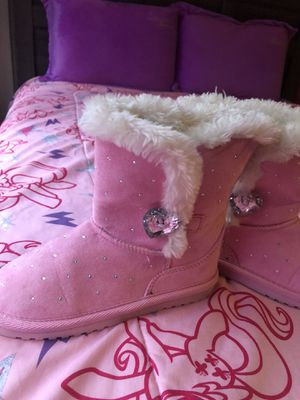 GIRLS BOOTS size 12 for Sale in Bakersfield, CA