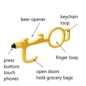 No Touch Key Touch Free Key No Contact Door Opener for Sale in South Pasadena, CA