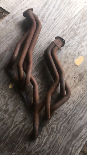Chevy 5.7 vortec longtubes headers for Sale in Dallas, TX