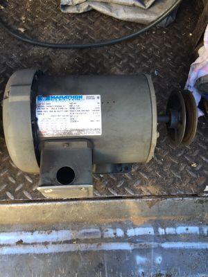 1 1/2 horse power 230 volt for Sale in Scottsdale, AZ