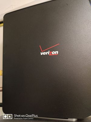 Verizon modem g1100 for Sale in Weymouth, MA