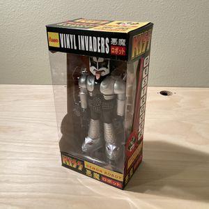 "KISS Vinyl Invaders The Demon Robot 11"" Vinyl Figure for Sale in New Port Richey, FL"