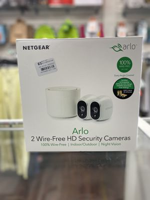 Netgear Arlo HD Security Cameras Wire Free New for Sale in Los Angeles, CA