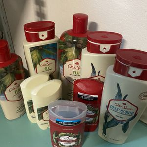 bundle diffrent scent old spice &45 for Sale in Lake Elsinore, CA