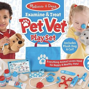 Pet Vet Play Set For Kids for Sale in San Jose, CA