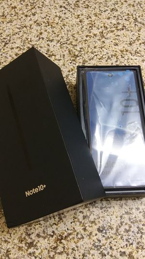 Samsung Galaxy Note 10 + for Sale in Atlanta, GA