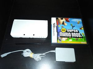 New Nintendo 3ds Mario Addition With Game for Sale in Tolleson, AZ