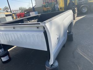 Chevy Silverado truck parts bed and tailgate for Sale in Burbank, CA
