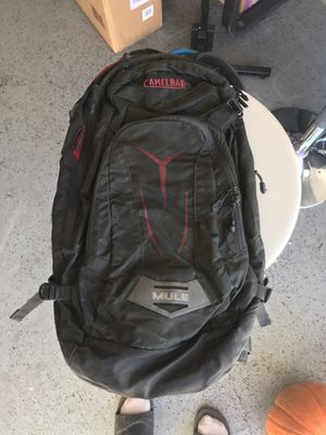 CamelbaK mule hydration hiking / running backpack for Sale in Indian Springs, NV