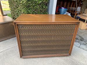 Vintage Leslie speaker/antique original furniture item for Sale in Placentia, CA