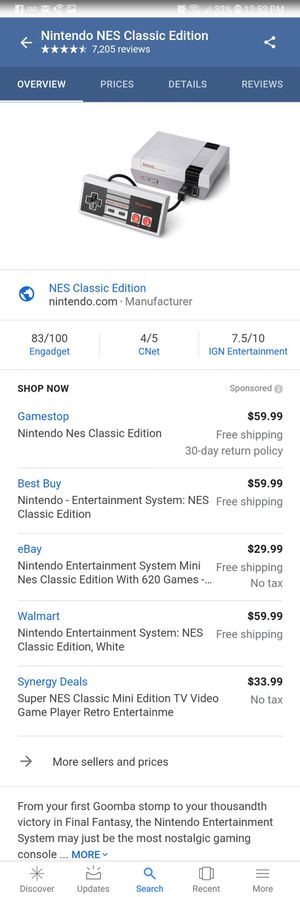 Nintendo for Sale in Potomac, MD