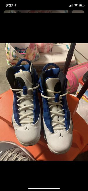 Jordan 6 rings team royal for Sale in Miami, FL