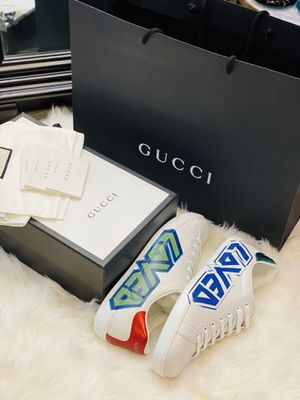 Gucci Men's Shoes ( Size 10.5 BRANDNEW ) for Sale in Ontario, CA