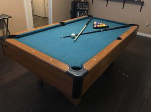 Pool Table for Sale in Colorado Springs, CO