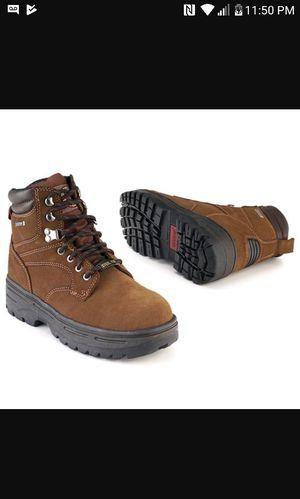 Steel toe boots for Sale in Phoenix, AZ