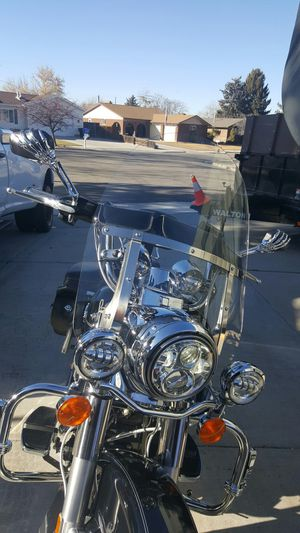 Selling my Harley Davidson motorcycle accident free clear title $16,000 for Sale in Salt Lake City, UT