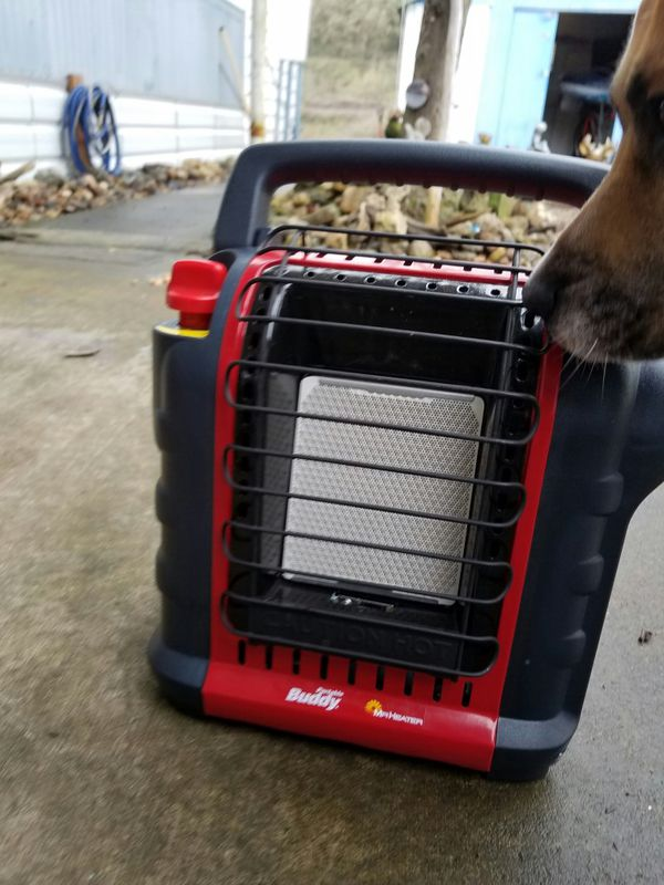 Heater Buddy almost new