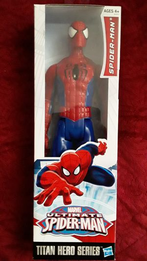 SPIDER-MAN ACTION FIGURE NEW TOYS $10 ✔✔✔PRICE IS FIRM✔✔✔ for Sale in Huntington Park, CA