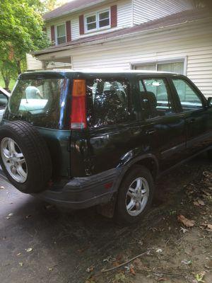 CRV Honda 2000 automatica tiene 220 mil millas for Sale in Alexandria, VA
