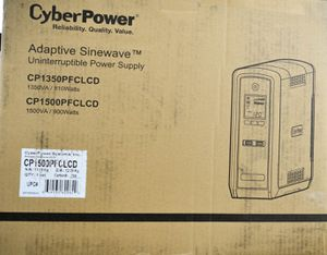 Cyber Power BRG1500AVRLCD for Sale in Federal Way, WA