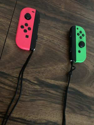 2 Nintendo Switch Joy-Cons for Sale in Columbus, OH