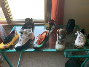 JORDANS /KDS FOR SELL 9 1/2 to 10 for Sale in Suffolk, VA