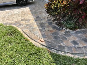 Pavers travertine and brick for Sale in Riverview, FL