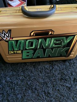 Money In The Bank BriefCase for Sale in San Jose,  CA