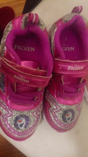 Frozen girls shoes for Sale in Washington, DC
