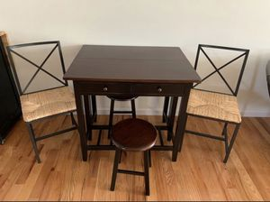 Table Set/Desk Set/Breakfast Set for Sale in Smithfield, PA