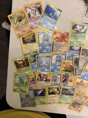 Pokemon card lot for Sale in Dallas, TX