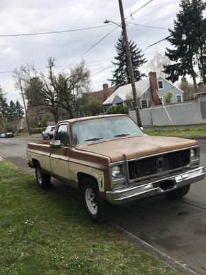 Chevy C20 for Sale in Portland, OR