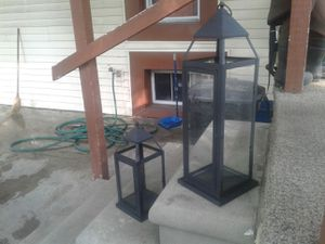 Yard candlelight box's for Sale in Orion charter Township, MI