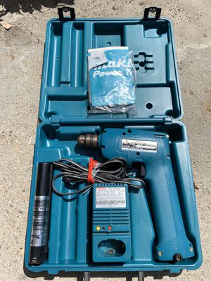 Makita Cordless Driver Drill for Sale in San Juan Capistrano, CA