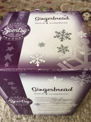 Scentsy Gingerbread Warmer Plug In for Sale in San Leandro, CA