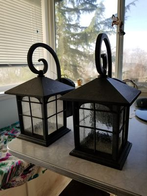 Outdoor light fixture for Sale in Seattle, WA