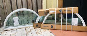 3 small impact windows $130 each for Sale in Deerfield Beach, FL