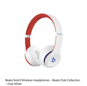 Beats Solo3 Wireless Headphones Club Edition (Brand New in box sealed) for Sale in Chicago, IL