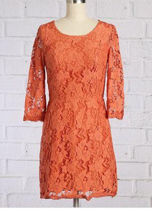 Dress / Dress / Orange Dress for Sale in Del Valle, TX