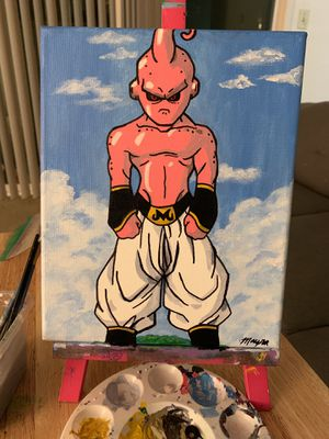 Dragon ball Z painting for Sale in Hayward, CA