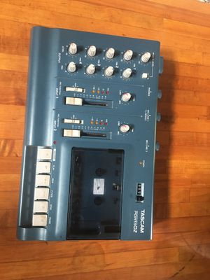 Tascam Porta 02 Four Track Tape Recorder for Sale in Oakham, MA