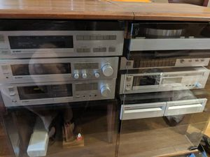 Yamaha Component Stereo System for Sale in Phoenix, AZ